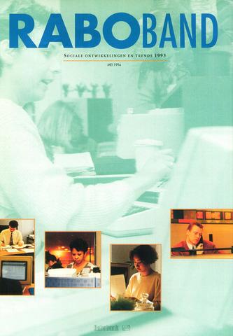 blad 'Raboband' 1994-05-01
