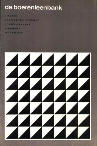blad 'de boerenleenbank' (CCB) 1969