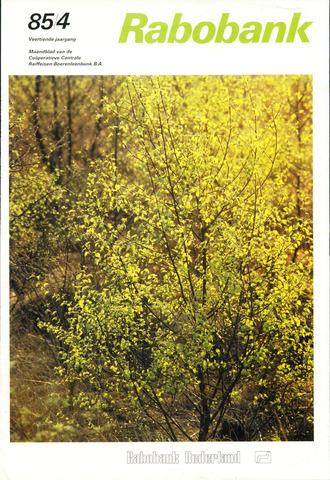 blad 'Rabobank' 1985-04-01