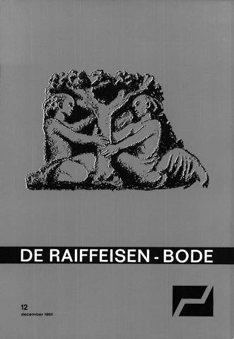 blad 'De Raiffeisen-bode' (CCRB) 1965-12-01