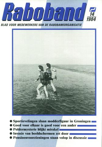 blad 'Raboband' 1984-10-17