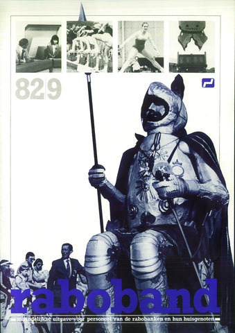blad 'Raboband' 1982-09-01