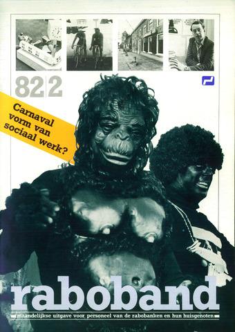 blad 'Raboband' 1982-02-01
