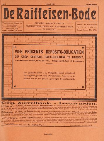 blad 'De Raiffeisen-bode' (CCRB) 1917-02-01
