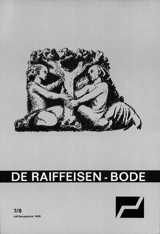 blad 'De Raiffeisen-bode' (CCRB) 1966-07-01