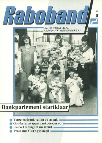 blad 'Raboband' 1983-12-01