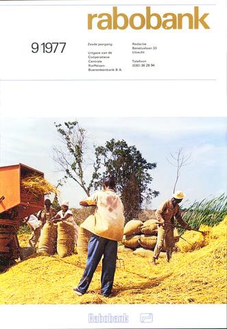 blad 'Rabobank' 1977-09-01