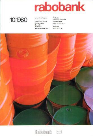 blad 'Rabobank' 1980-10-01