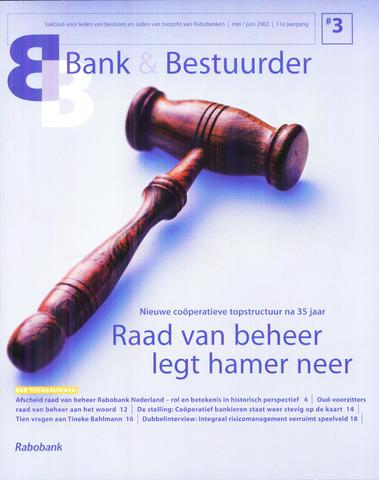 blad 'Bank & Bestuurder' 2002-05-01