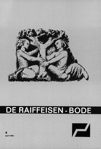 blad 'De Raiffeisen-bode' (CCRB) 1966-04-01