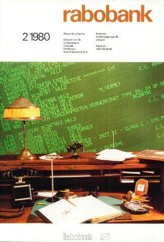 blad 'Rabobank' 1980-02-01