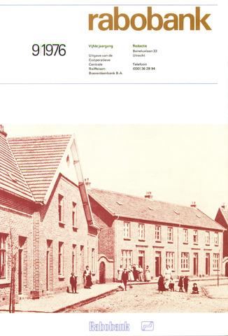 blad 'Rabobank' 1976-09-01