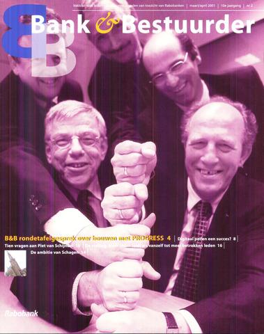 blad 'Bank & Bestuurder' 2001-03-01