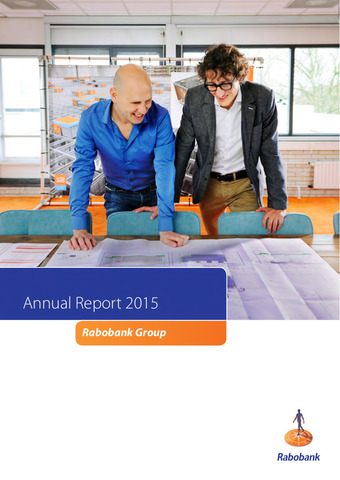 Annual Reports Rabobank 2015