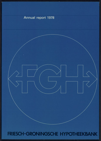 Annual Reports FGH Bank 1978
