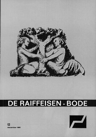 blad 'De Raiffeisen-bode' (CCRB) 1966-12-01