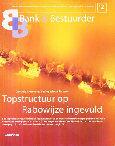 blad 'Bank & Bestuurder' 2002-03-01