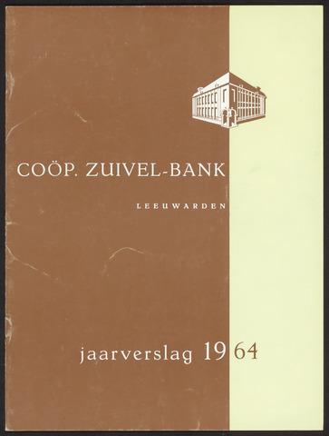 Jaarverslagen Friesland Bank 1964