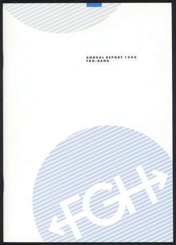 Annual Reports FGH Bank 1990