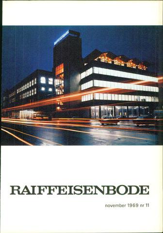 blad 'De Raiffeisen-bode' (CCRB) 1969-11-01
