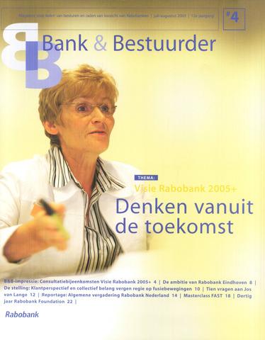 blad 'Bank & Bestuurder' 2003-07-01