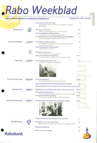 Rabo Weekblad 1995