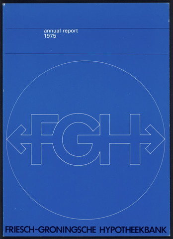 Annual Reports FGH Bank 1975