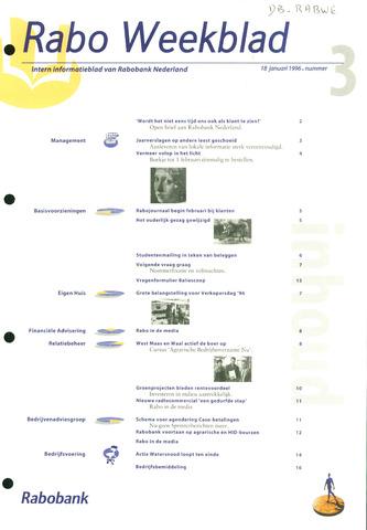 Rabo Weekblad 1996-01-18