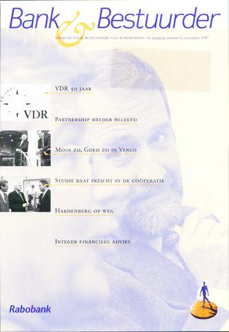 blad 'Bank & Bestuurder' 1997-11-01