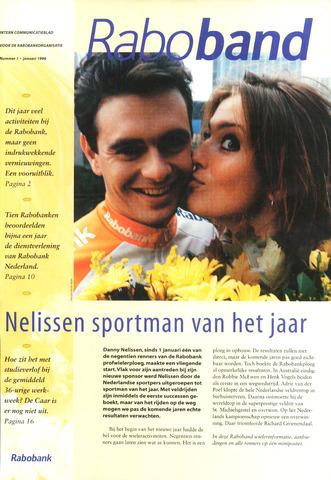 blad 'Raboband' 1996
