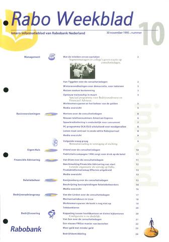 Rabo Weekblad 1995-11-30