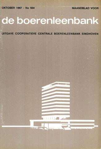 blad 'de boerenleenbank' (CCB) 1967-10-01