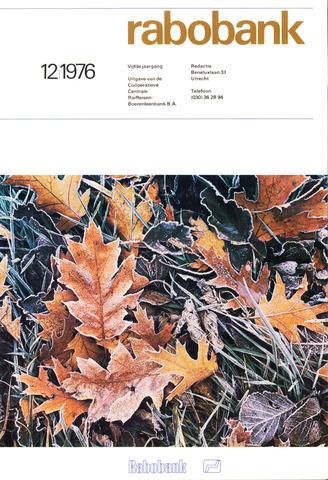 blad 'Rabobank' 1976-12-01