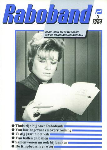 blad 'Raboband' 1984-02-29