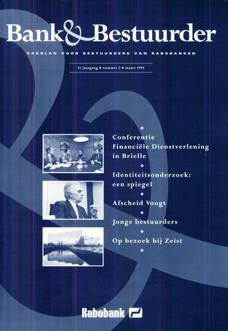 blad 'Bank & Bestuurder' 1994-03-01