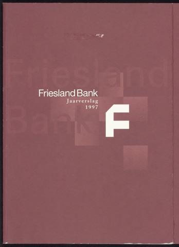 Jaarverslagen Friesland Bank 1997