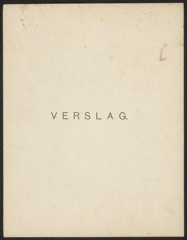 Jaarverslagen Bataafsche Hypotheekbank 1890