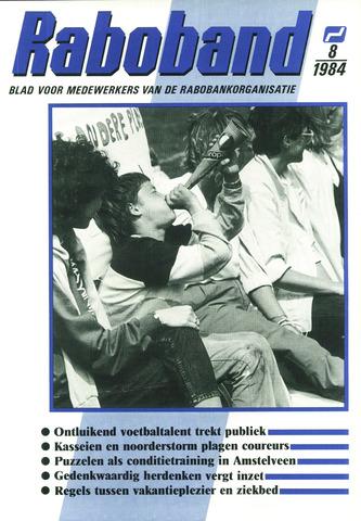 blad 'Raboband' 1984-06-13