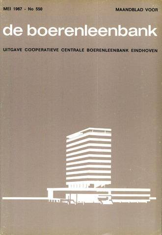 blad 'de boerenleenbank' (CCB) 1967-05-01
