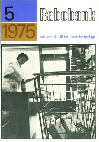 blad 'Rabobank' 1975-05-01