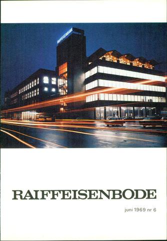 blad 'De Raiffeisen-bode' (CCRB) 1969-06-01