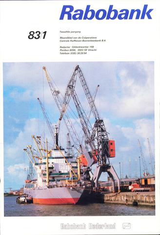 blad 'Rabobank' 1983-01-01