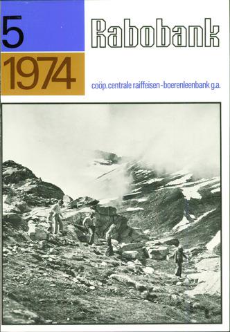 blad 'Rabobank' 1974-05-01