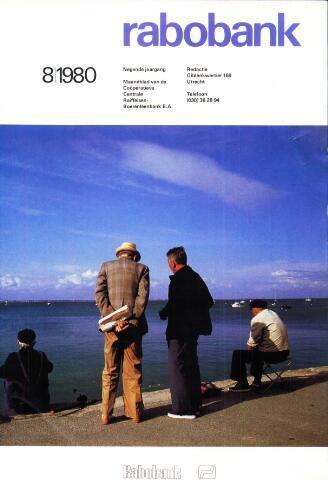 blad 'Rabobank' 1980-08-01