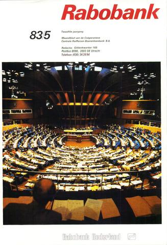 blad 'Rabobank' 1983-05-01