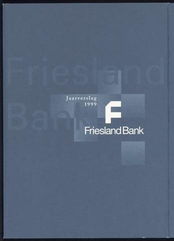 Jaarverslagen Friesland Bank 1999