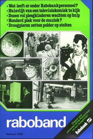 blad 'Raboband' 1979