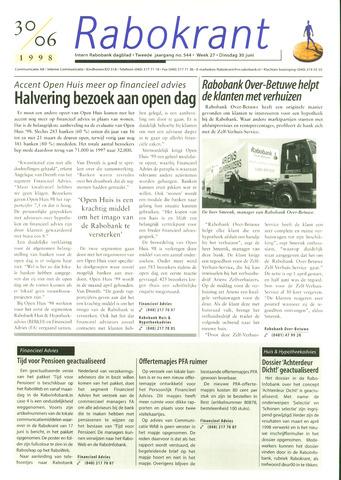 Rabokrant 1998-06-30