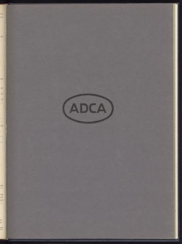 Geschäftsberichte Allgemeine Deutsche Credit-Anstalt / ADCA Bank 1943-01-01