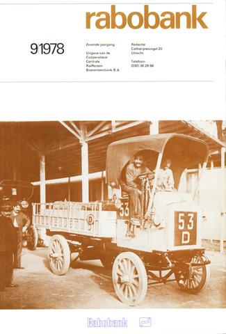 blad 'Rabobank' 1978-09-01